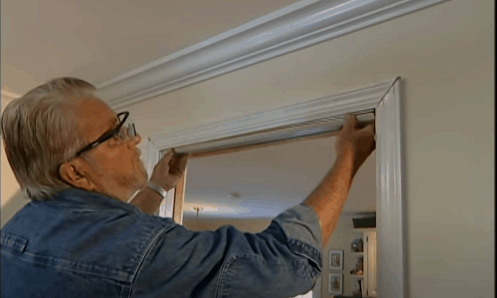 Reinstall the drywall