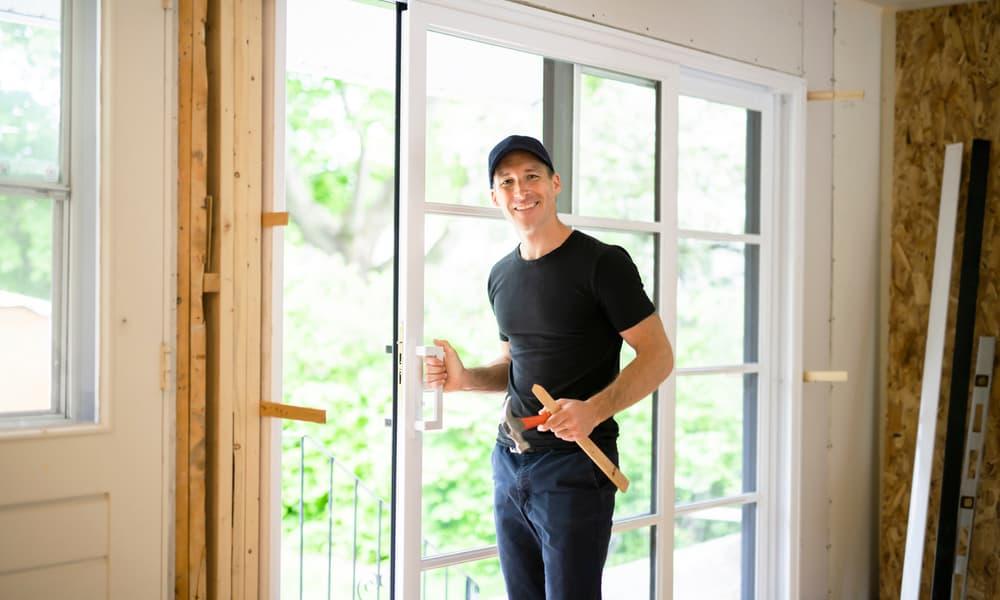 Replacing a Sliding Glass Door
