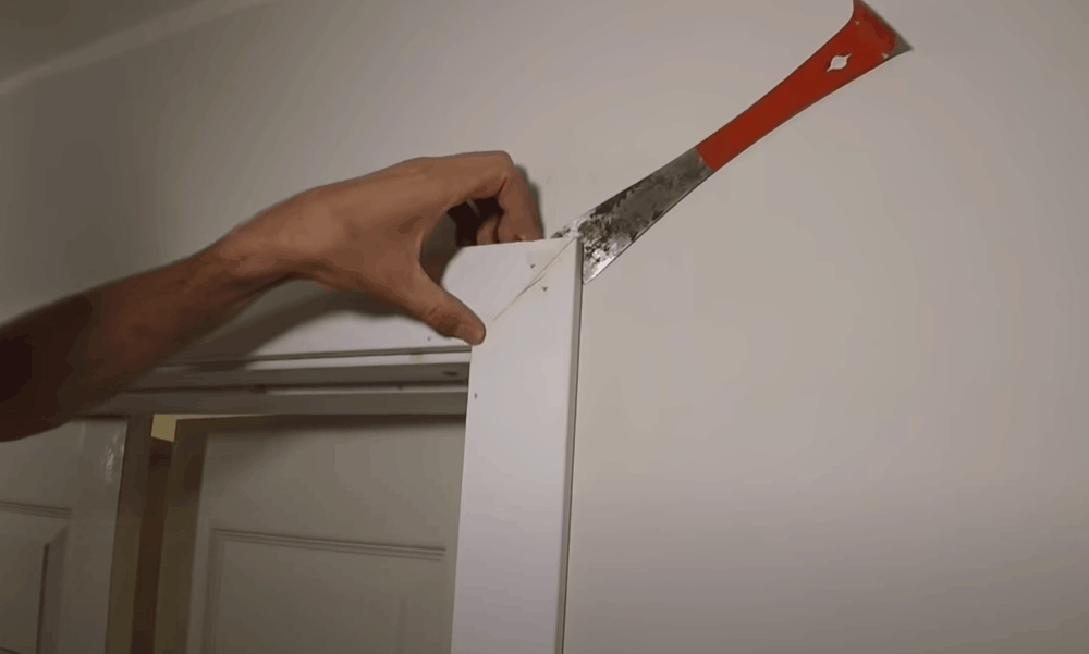 Seal and Paint the Edges