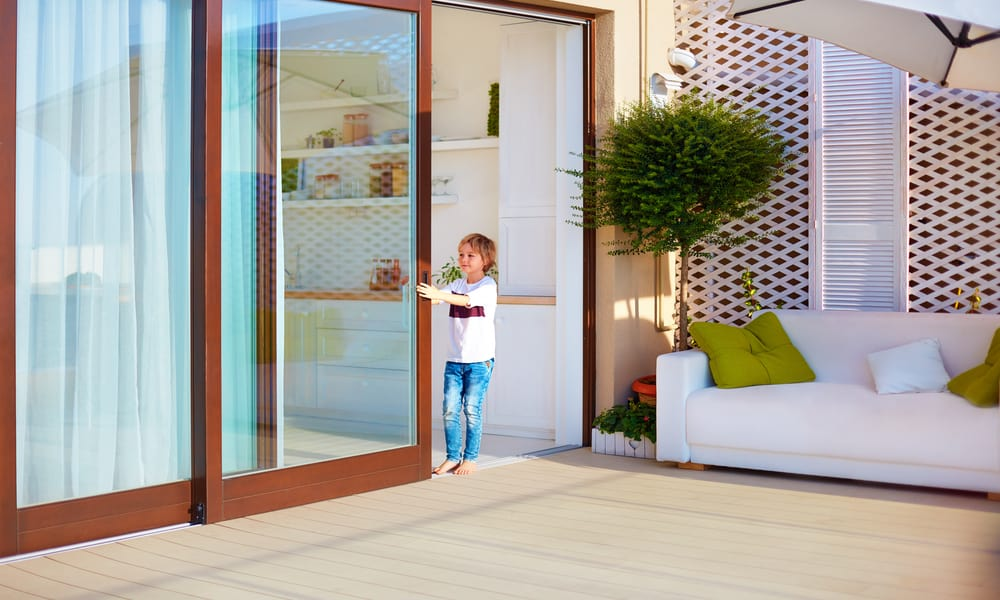 Sliding door prices by material