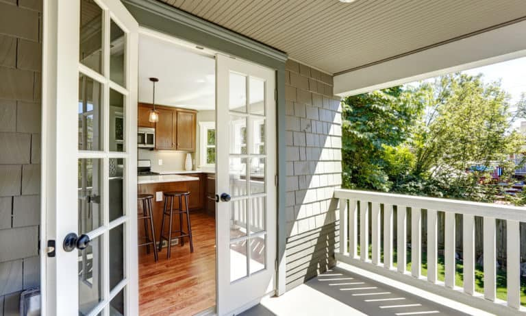 What Is A French Door History, Types & Materials