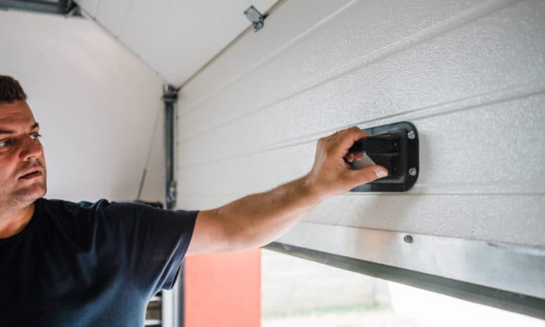 3 Easy Ways to Lock Garage Door from Inside