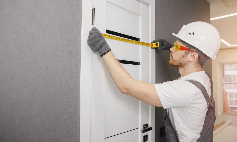 4 Easy Steps to Measure for a Prehung Door