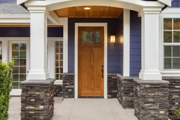 7 Easy Steps to Refinish Front Door