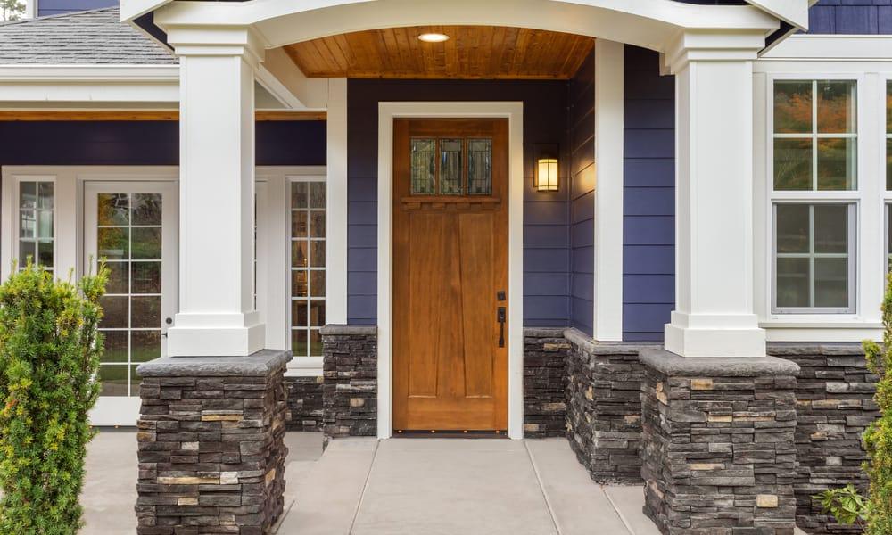 7 Easy Steps To Refinish Front Door