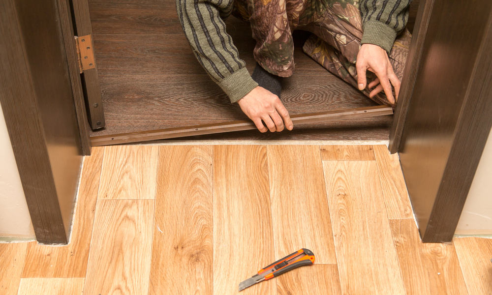 7 Easy Steps to Replace Door Threshold