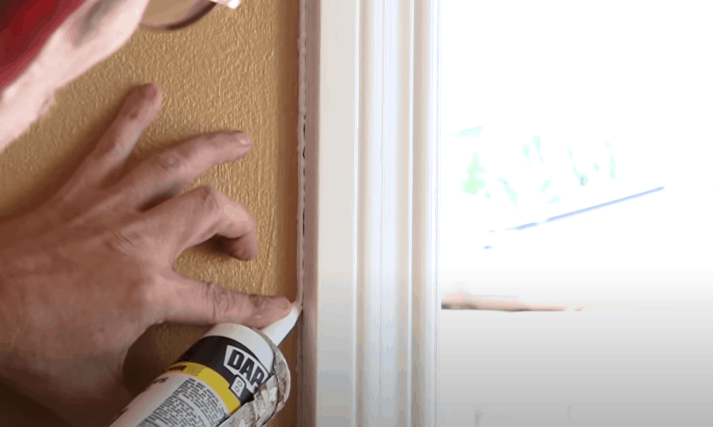 Caulk the Door