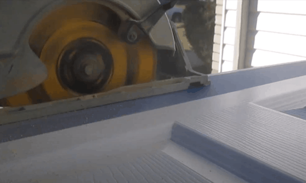 Cut the Door