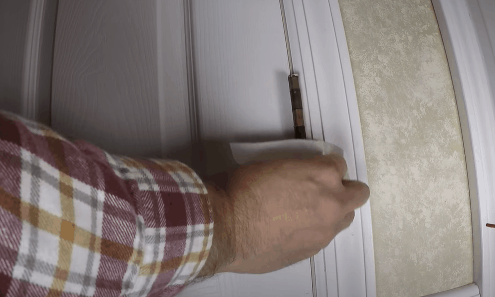 Fix Squeaky Door Hinges with Bar Soap