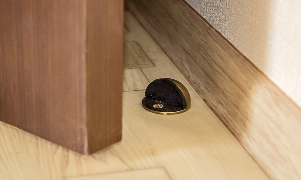 How to Install Door Stopper