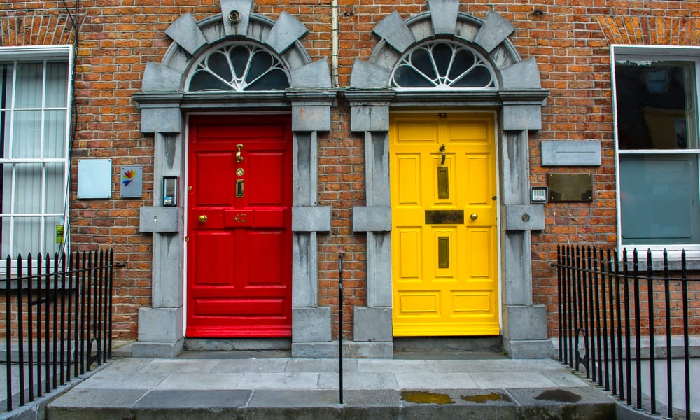 How to Pick a Front Door Color