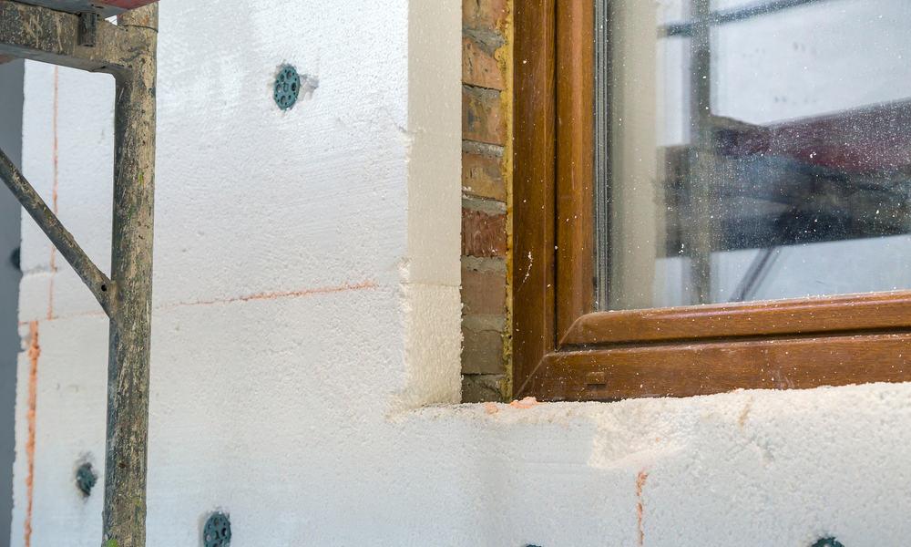 Install Rigid Foam Insulation Panels