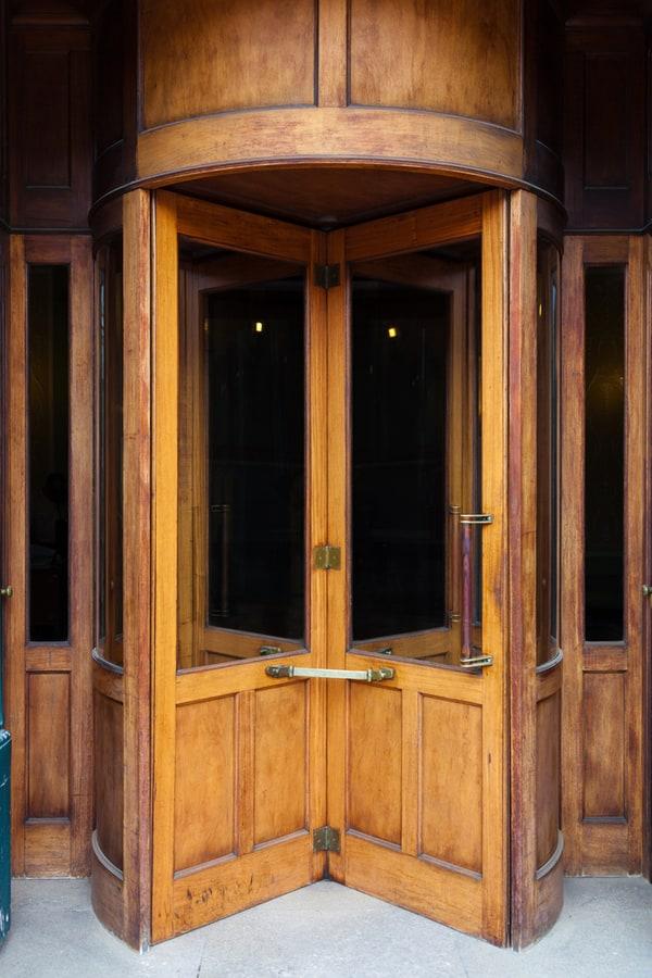 Modern Door Innovations