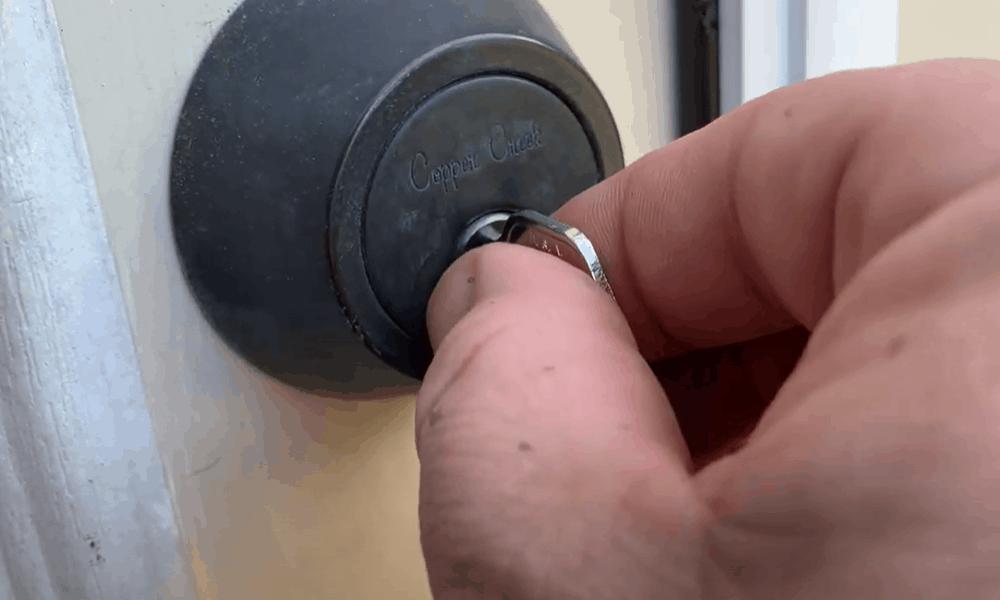 Use the Push Plug Method