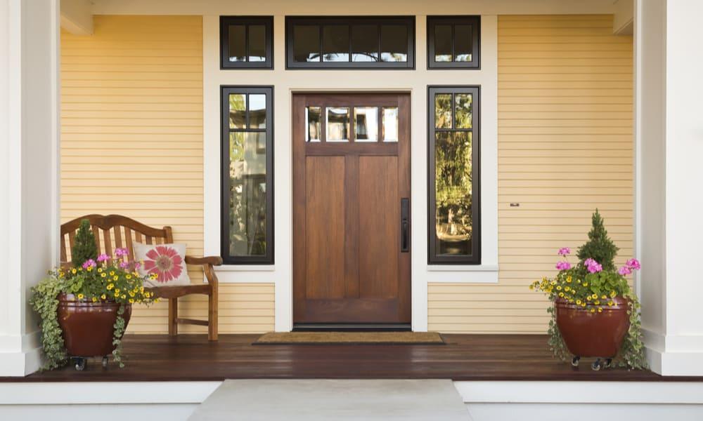 Who Invented The Door