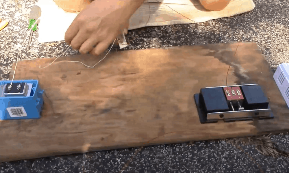 Wiring and Testing of the Doorbell