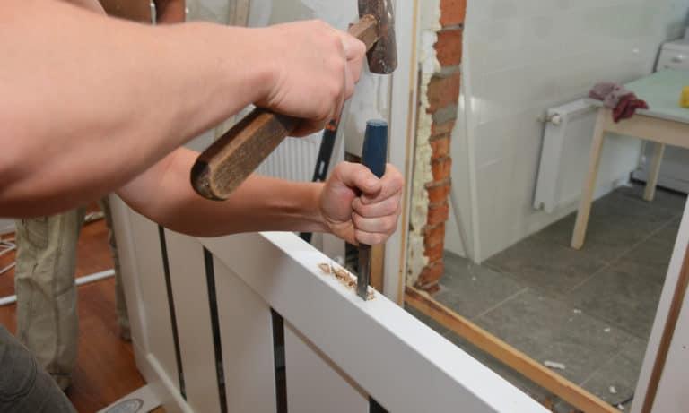 3 Ways to Mortise a Door