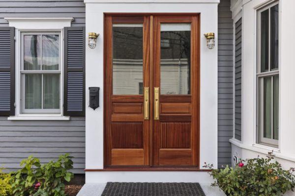 Fiberglass vs Wood Door: Which is Better for You?