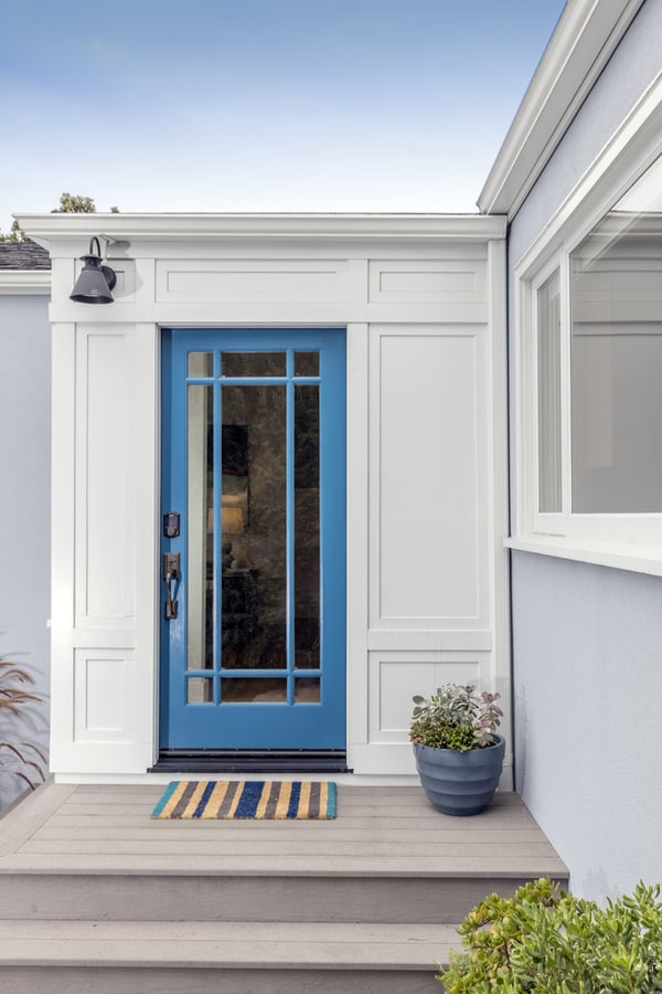 What are Fiberglass Doors