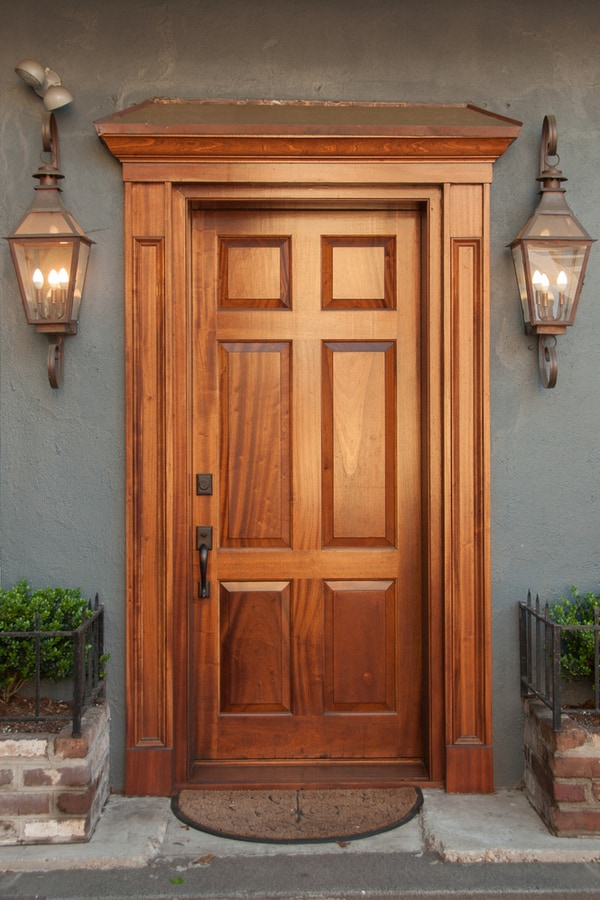 What are Wood Doors