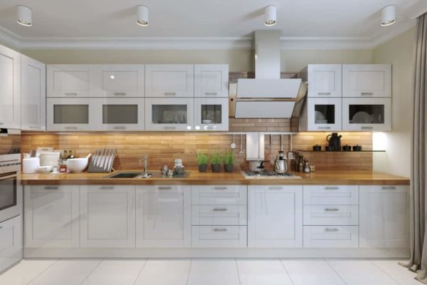 4 Common Types of Kitchen Cabinet Doors: Which Is Best?
