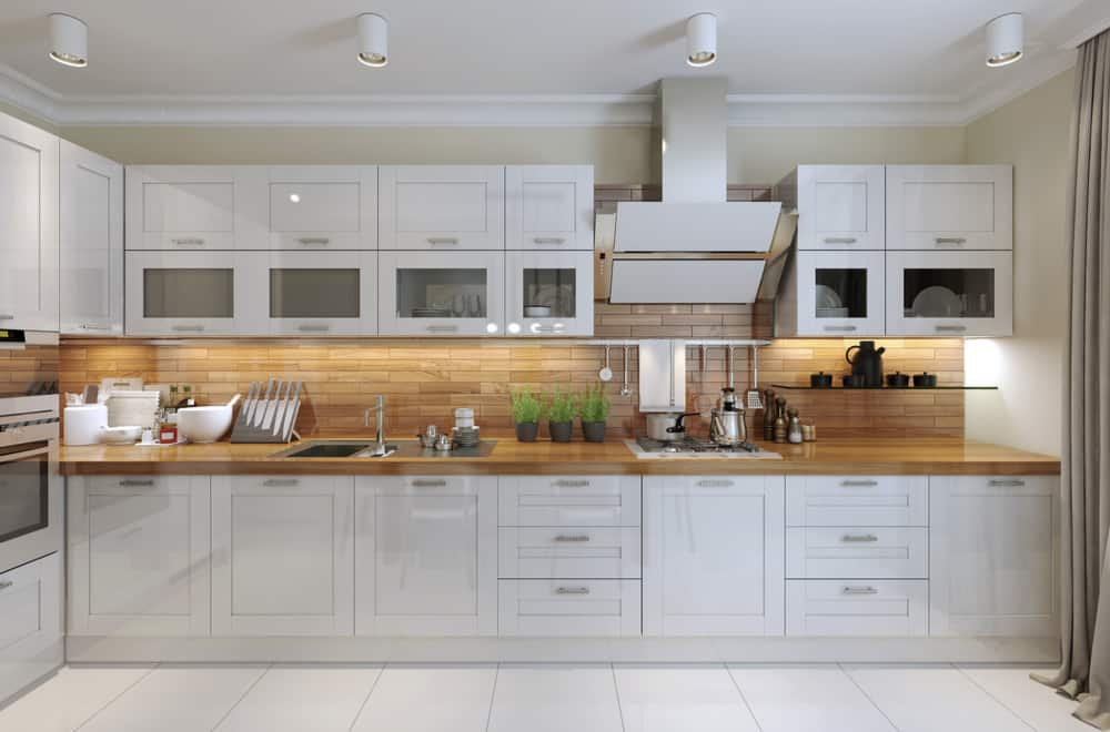 4 Common Types of Kitchen Cabinet Doors Which Is Best
