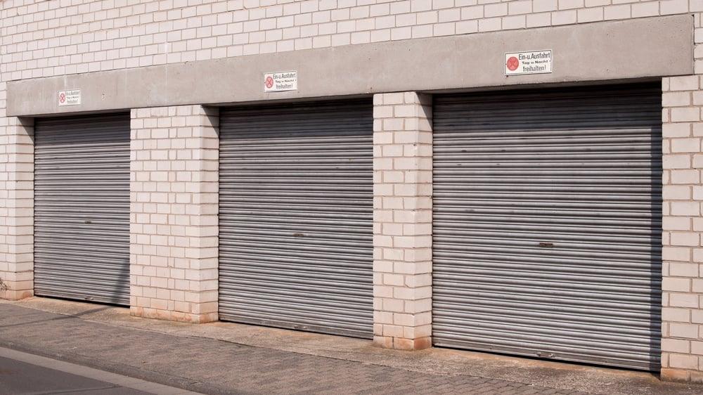 Commercial Garage Door Sizes & Types (Chart)