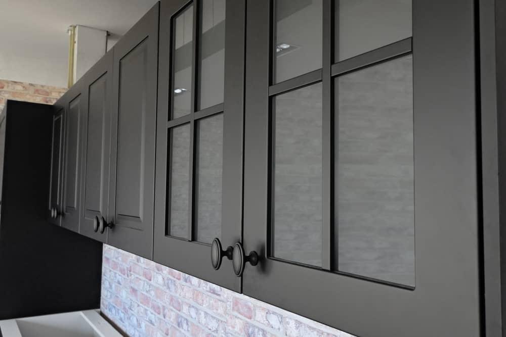 Glass Kitchen Cabinet Doors