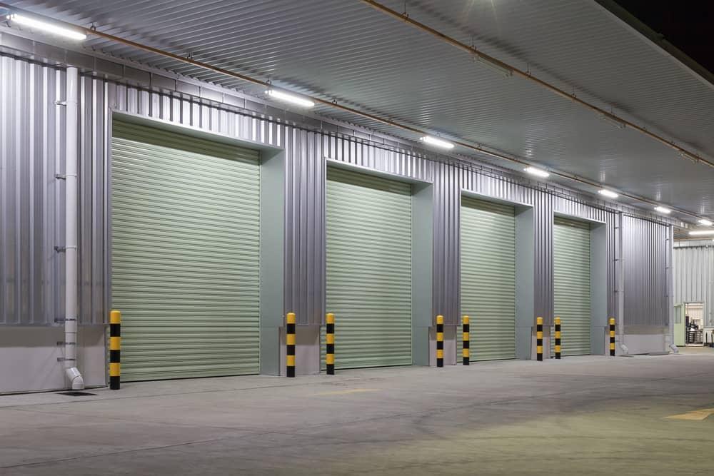 Standard Commercial Garage Door Sizes